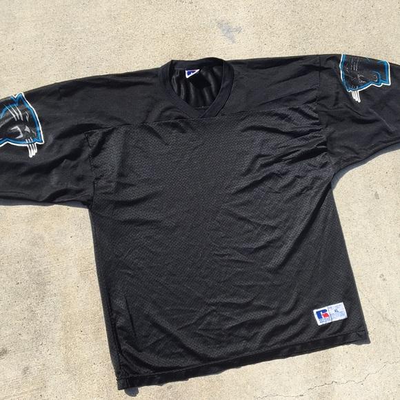vintage carolina panthers jersey